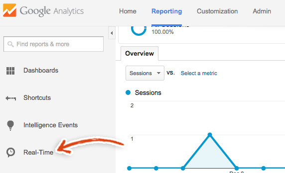 google-analytics-real-time-reporting