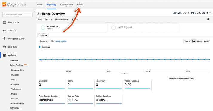 google-analytics-reporting