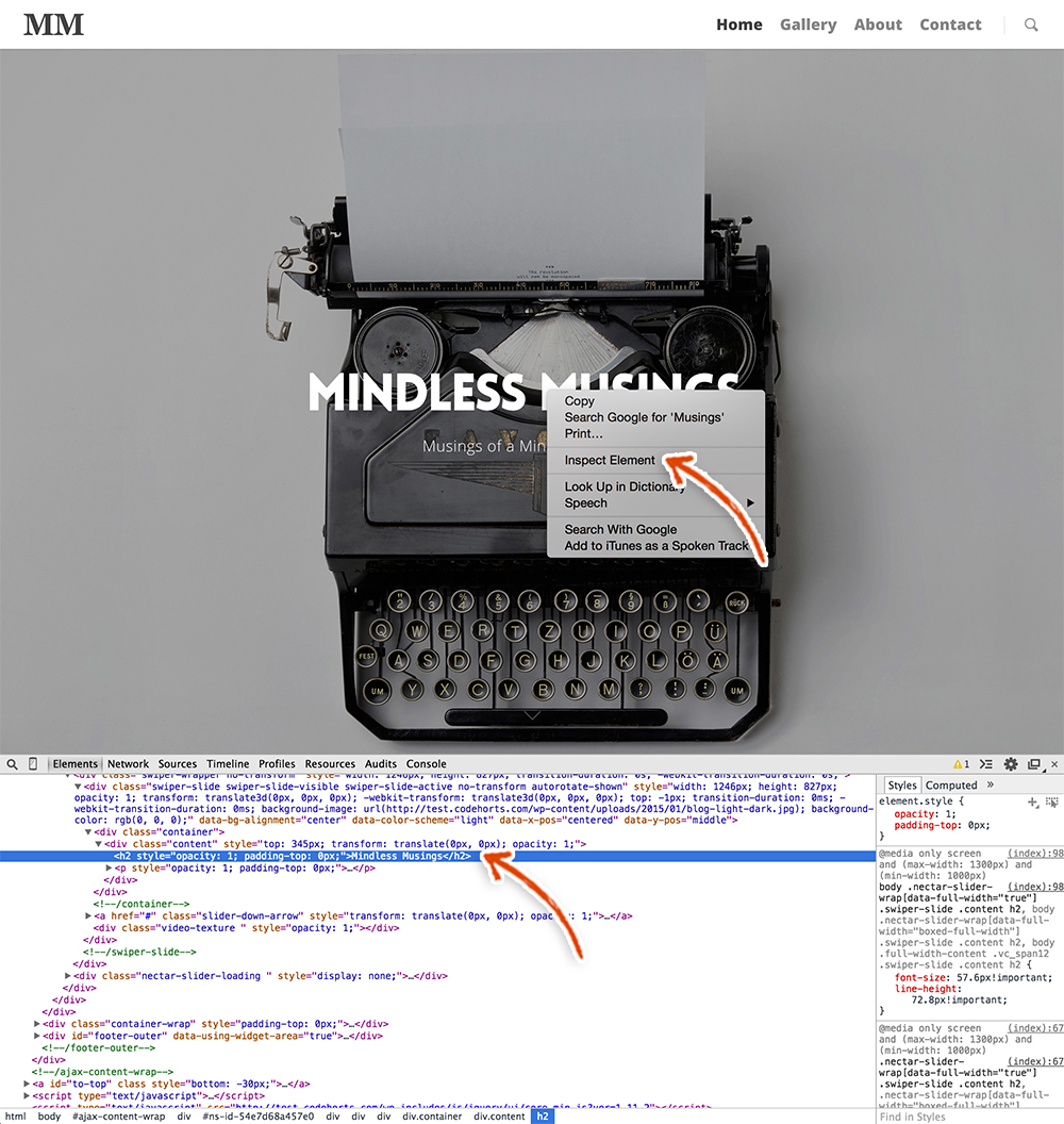 mindless-musings-inspect-element