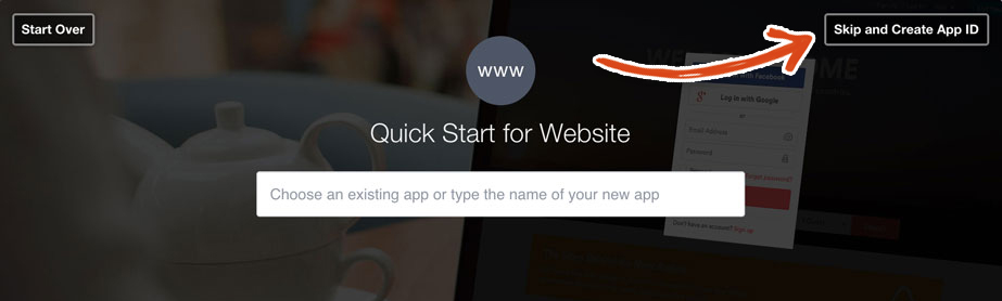 facebook-quick-start-for-website