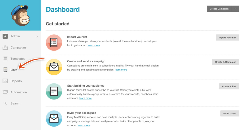 mailchimp-dashboard