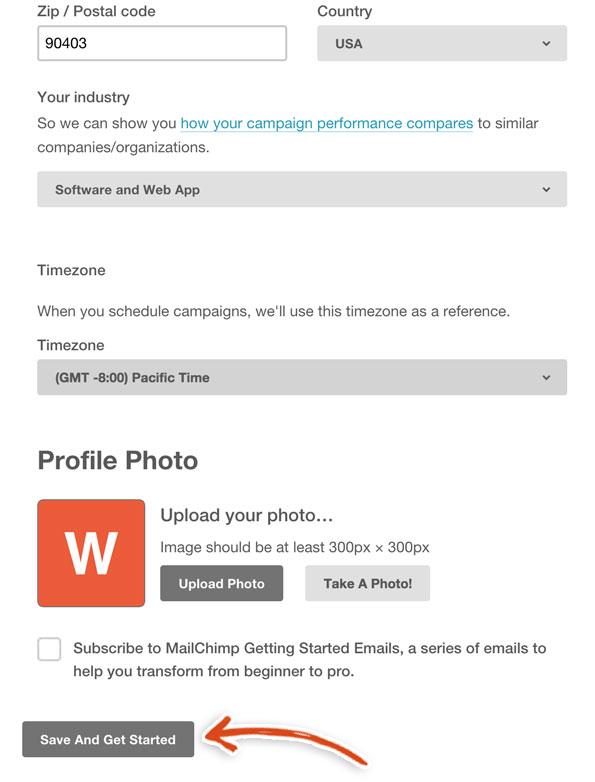 mailchimp-signup-form