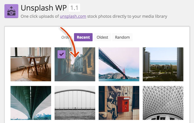 wordpress-unsplash-wp-one-click-upload
